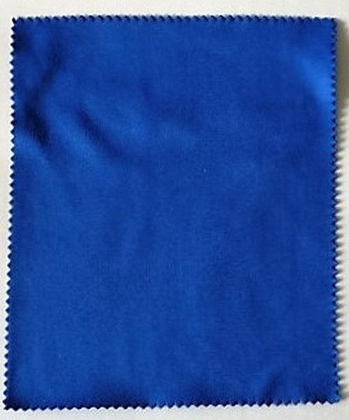 Microfasertücher royalblau